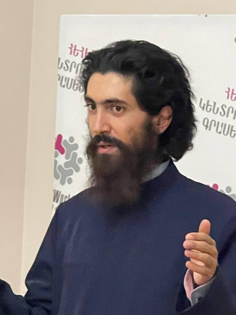 Դավիթ սարկավագ Հովհաննիսյան. Դիմանկար