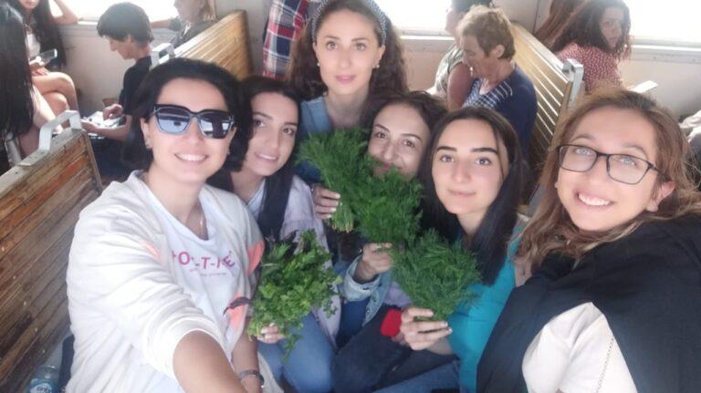 ՀԵՀԵՄ-ի Երիտասարդության օրը Գյումրիում․ Վլոգ